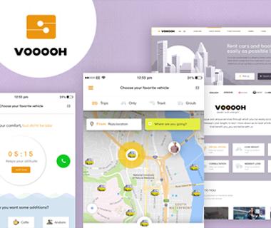 موقع وتطبيق vooooh